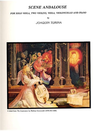 LudwigMasters Turina, Joaquin: Scene andalouse (viola solo, 2 violins, viola, cello piano)