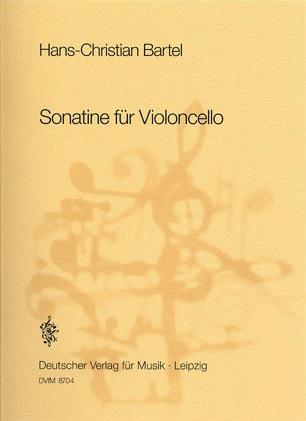 Bartel, Hans-Christian: Sonatine for Violoncello, 1998