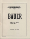 Bauer, Ross: Tribute (cello & piano)