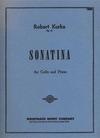 Kurka, Robert: Sonata For Cello and Piano