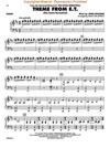 HAL LEONARD Del Borgo: Movie Favorites for Strings (piano accompaniment)