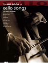 HAL LEONARD Big Book of Cello Songs