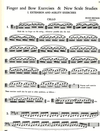 International Music Company Becker, Hugo: *POD* Finger & Bow Exercises with New Scale Studies (cello)