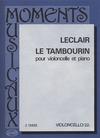 HAL LEONARD Leclair, J.M.: Le Tambourin (cello & piano) special import