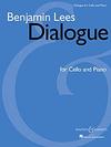 HAL LEONARD Lees, B.: Dialogue (cello & piano)