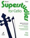 Alfred Music Legg, Pat: Superstudies for Cello Bk.1 (cello)