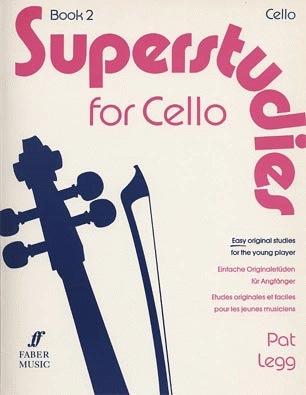 Alfred Music Legg, Pat: Superstudies for Cello Bk.2 (cello)