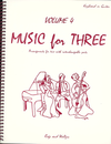Last Resort Music Publishing Kelley, Daniel: Music for Three Vol.4 Rags & Waltzes (piano or guitar)