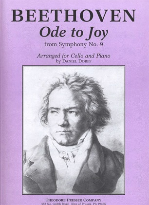 Carl Fischer Beethoven, L.van: Ode to Joy (cello & piano)