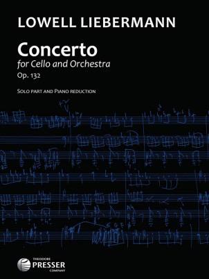 Carl Fischer Liebermann: Concerto Op132 (cello, piano) PRESSER