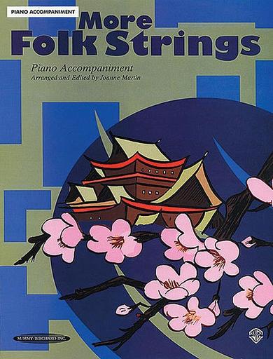 Alfred Music Martin, J.: Folk Strings (piano acc)
