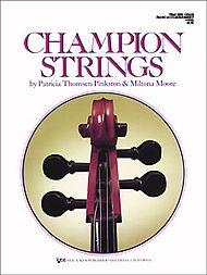 Pinkston, P.T. & Moore, M.: Champion Strings (piano accompaniment)