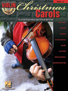 HAL LEONARD Christmas Carols-Violin Play-Along Series Vol.5 (violin & CD)