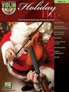 HAL LEONARD Holiday Hits-Violin Play-Along Series Vol.6 (violin & CD)(Christmas)