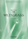 Oxford University Press Long, Z.: Wild Grass (Cello)