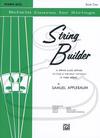 Alfred Music Applebaum: String Builder, Bk.1 (piano accompaniment) Belwin