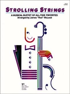 Strolling Strings Buffet (piano accomaniment)