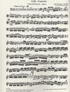 Edition Kunzelmann Boccherini , Luigi: Cello Concerto in Bb (cello & piano)