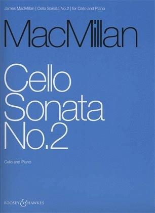 HAL LEONARD MacMillan, J.: Sonata No.2 (Cello & Piano)