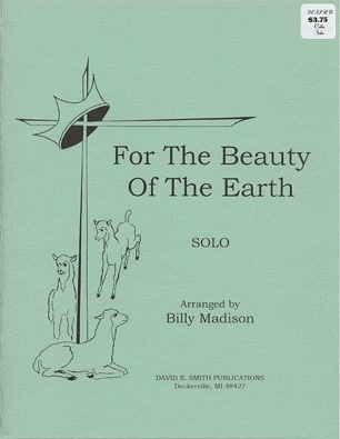 Madison, Billy: For The Beauty of the Earth (Cello & Piano)
