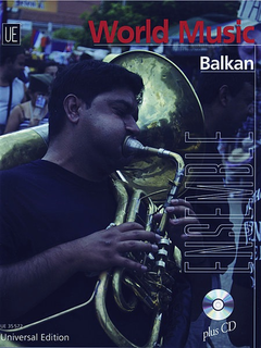 Carl Fischer Universal Editions: Balkan (flexible ensemble with CD)