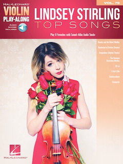 HAL LEONARD Stirling, Lindsey: Top Songs (violin & media access) HL