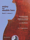 HAL LEONARD Reinke, G.: Enjoy the Double Bass, Vol. 3 (bass & CD accompaniment)