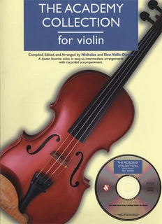Vallis-Davies, Sien: The Academy Collection (violin & CD)