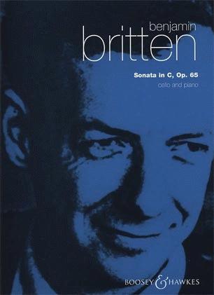 HAL LEONARD Britten, B.: Sonata in C Op.65 (Cello & Piano)