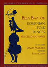 LudwigMasters Bartok, Bela (Starker): Romanian Folk Dances (cello & piano)