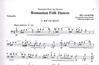 LudwigMasters Bartok, Bela (Starker): Romanian Folk Dances (cello & piano)