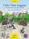 Oxford University Press Blackwell, Kathy: Cello Time Joggers (cello & CD)