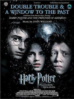 Alfred Music Williams, John: Harry Potter & Prisoner of Azbakan (violin & CD)