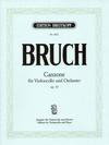 Bruch, Max: Canzone Op.55 (cello & piano)