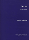 Carl Fischer Burrell, Diana: Heron for Cello & Piano
