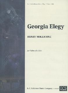 ECS Publishing Mollicone, Henry: Georgia Elegy for Violoncello Solo (cello)