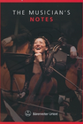 Barenreiter Barenreiter: The Musician's Notes - Manuscript & Note Book