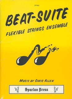 Carl Fischer Allen, C.: Beat-Suite (string orchestra)