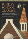HAL LEONARD Curnow, James & Paul: Sunday School Classics (cello or 2 cellos & CD)