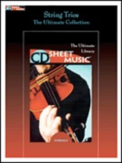 HAL LEONARD String Trios: The Ultimate Collection (CD Rom)