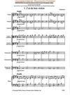 HAL LEONARD Colledge, K.: Simply 4 Strings: A French Suite (String Orchestra, string quintet, piano)