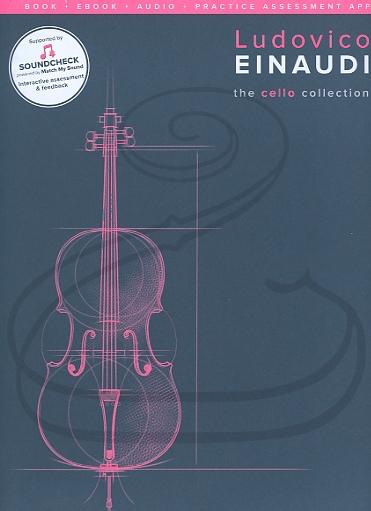 HAL LEONARD Einaudi: The Cello Collection (cello & piano)(audio access) Chester
