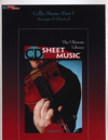 HAL LEONARD CD Sheet Music: Cello Music Pt 1, Ultimate Collection