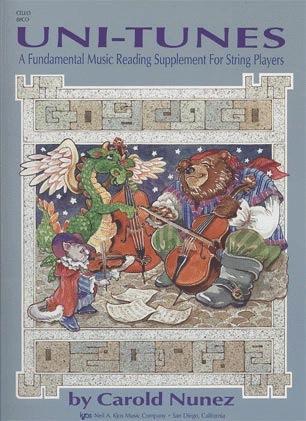 Nunez, C.: Uni-Tunes (cello)