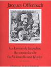 Offenbach, J.: Les Larmes de Jacqueline; Harmonie du soir (cello & piano)