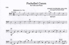 Carl Fischer Pachelbel, Johann: Canon (cello & piano)