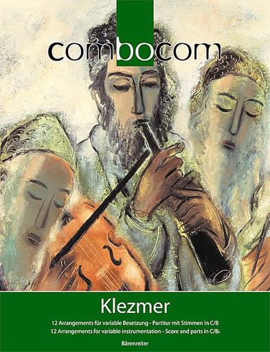 Barenreiter Diederich, Henner: ComboCom Klezmer (piano, 2 violins, 2 clarinets, cello) Barenreiter