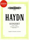 Haydn, F.J. Konzert for Cello & piano in c (cello, Piano & CD)