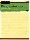 HAL LEONARD Dvorak, Rimsky-Korsakov and more-Volume 5, Orchestra Musician's Library: Vol.4 Tchaikowsky & More (viola)