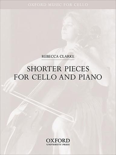 Oxford University Press Clarke, R.: Shorter Pieces )Cello and Piano)